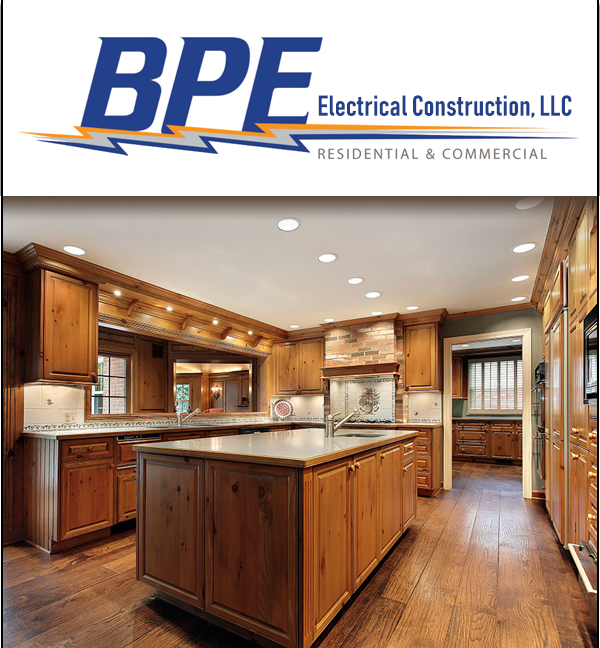 BPE Electrical Construction Logo